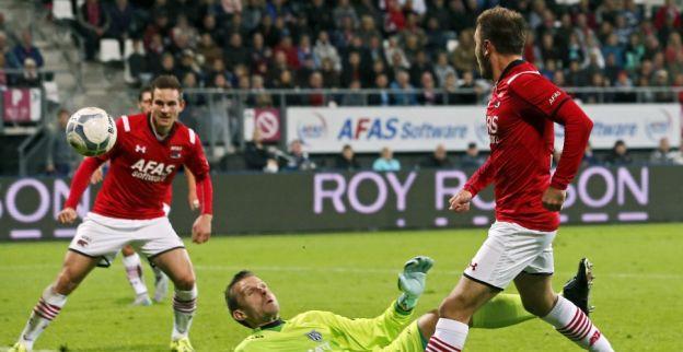 VP's Elftal van de Week: Ajax en Feyenoord leveren samen vier spelers
