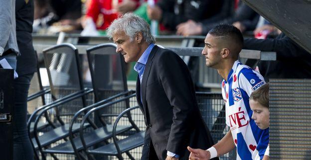 FC Twente troeft Feyenoord af en strikt Ziyech voor vier jaar