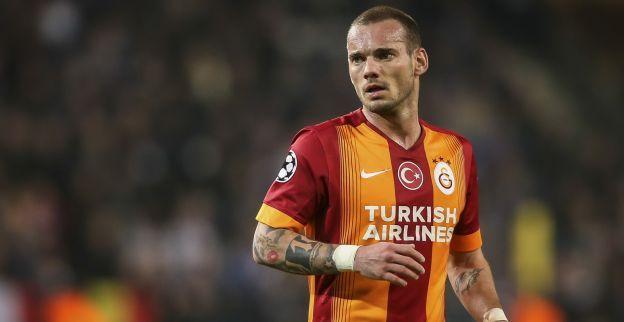 Dubieuze rol bij doelpunt Sneijder: 'Vertrouw mijn teamgenoten voor duizend procent'