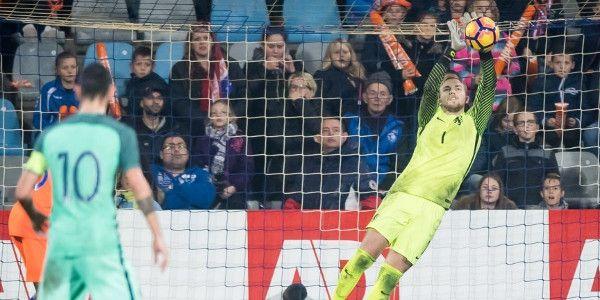 PSV-talent richt vizier op Oranje: 'Deze wedstrijd wordt door de KNVB gezien'