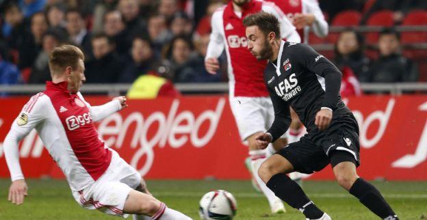 Afbeelding: 'Ex-Club Brugge-speler mag door transfer weer op speelminuten hopen'