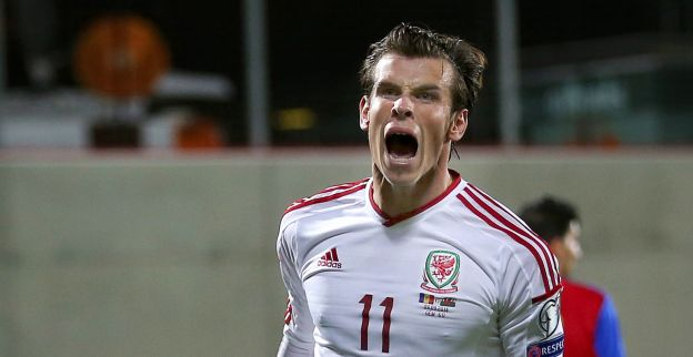 Groep B: Bale eist hoofdrol op bij moeizame overwinning Wales