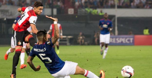 Feyenoord-invaller: 'Ik keek Zlatan wel even aan van: wow, wat groot'