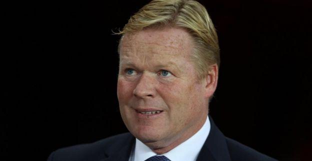 Koeman: 'Het moet nu gebeuren voor Feyenoord tegen iets minder PSV'