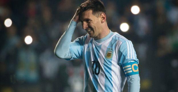 'Chileense vechtersbazen vallen familie van Messi aan tijdens eindstrijd'