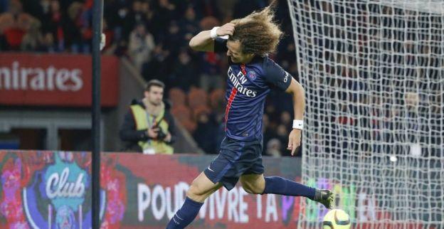 'Geblesseerde Luiz weigert wissel en zorgt voor oorlog in PSG-kleedkamer'