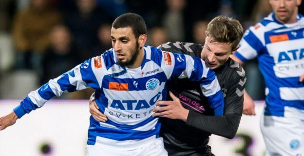 FC Utrecht houdt zich met tien man staande tegen pover De Graafschap