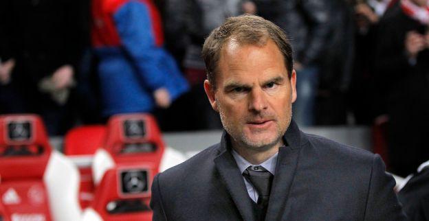 De Boer wil wel blijven: Liverpool is interessanter dan Barcelona