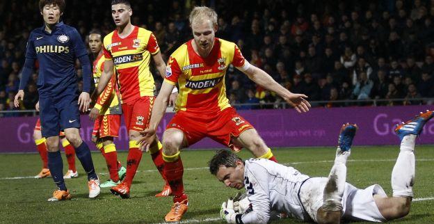 Van der Linden: PSV had in eerste helft helemaal niets in te brengen
