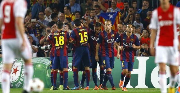 LIVE-discussie + goals: Barça heeft laatste woord en velt Ajax definitief (gesloten)