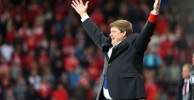 Winst tegen Zenit? Vanhaezebrouck geeft AA Gent vijftig procent kans