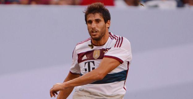 Zwaar geblesseerde middenvelder Bayern München komt met positief nieuws