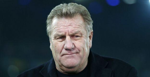 Boskamp reageert kwaad op ontslag: Te gek voor woorden