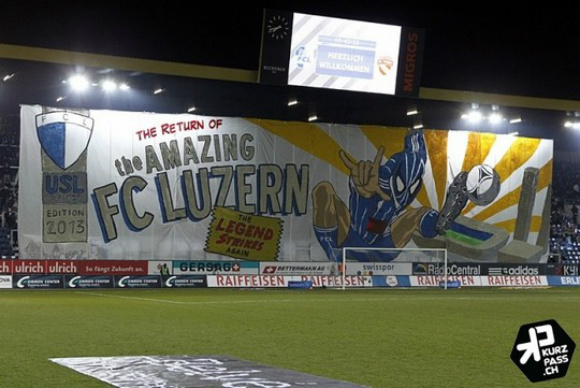 FC Luzern - FC Thun