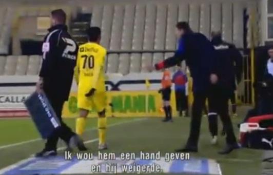 Bacca weigert hand coach