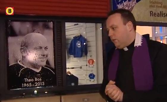 Ook FC Den Bosch herdenkt Bos
