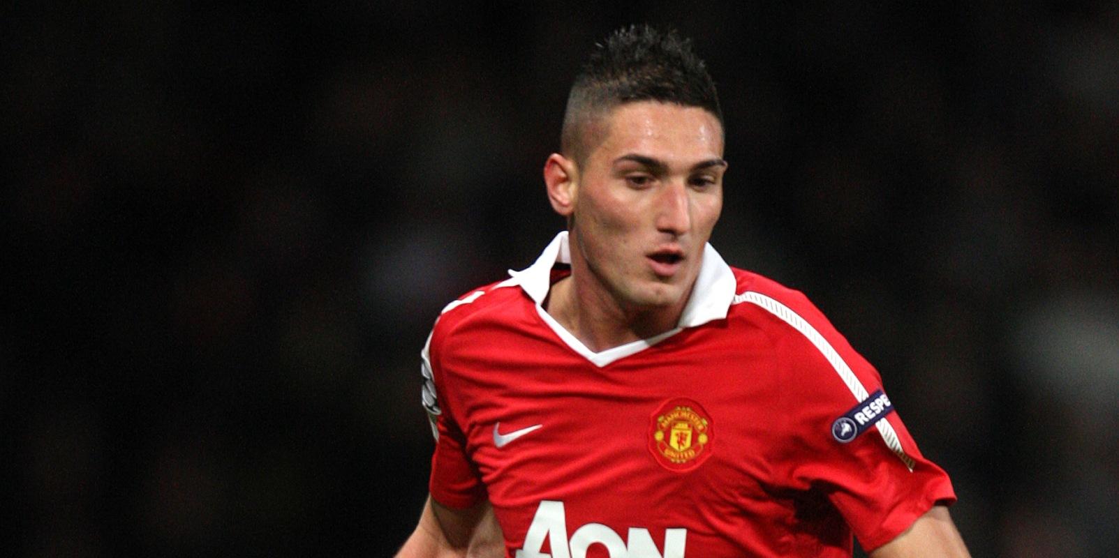 United-aanvaller Macheda tijdelijk naar Doncaster