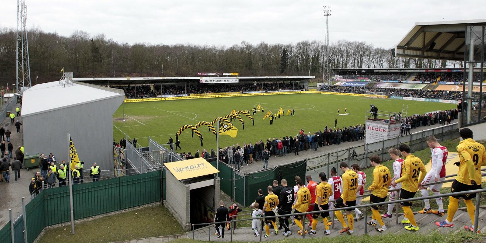 VVV-Venlo ziet voorlopig af van komst Babadidi