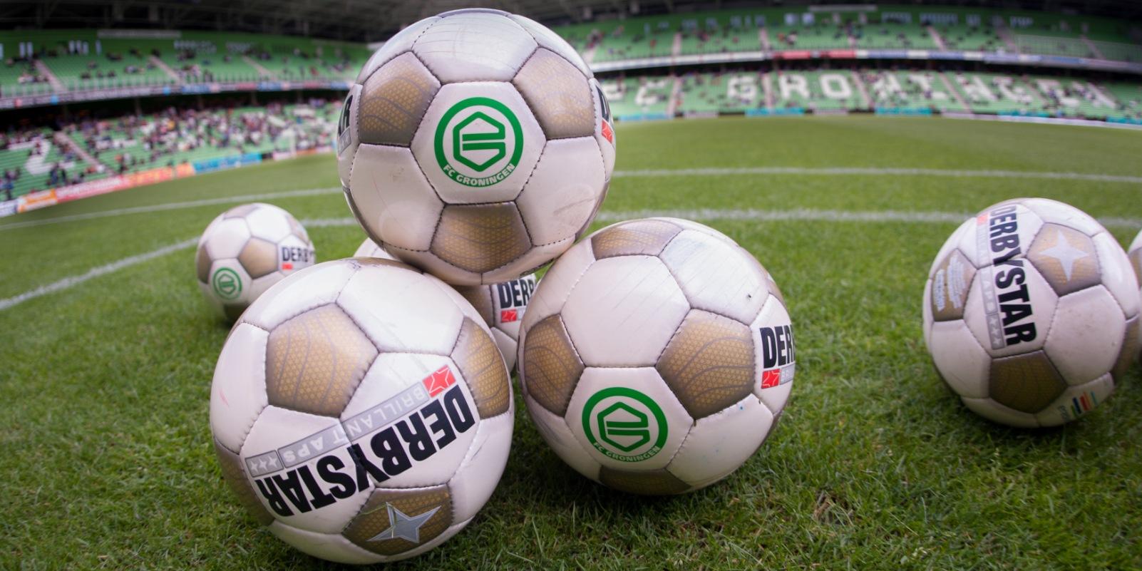 FC Groningen laat viertal Veendammers meetrainen