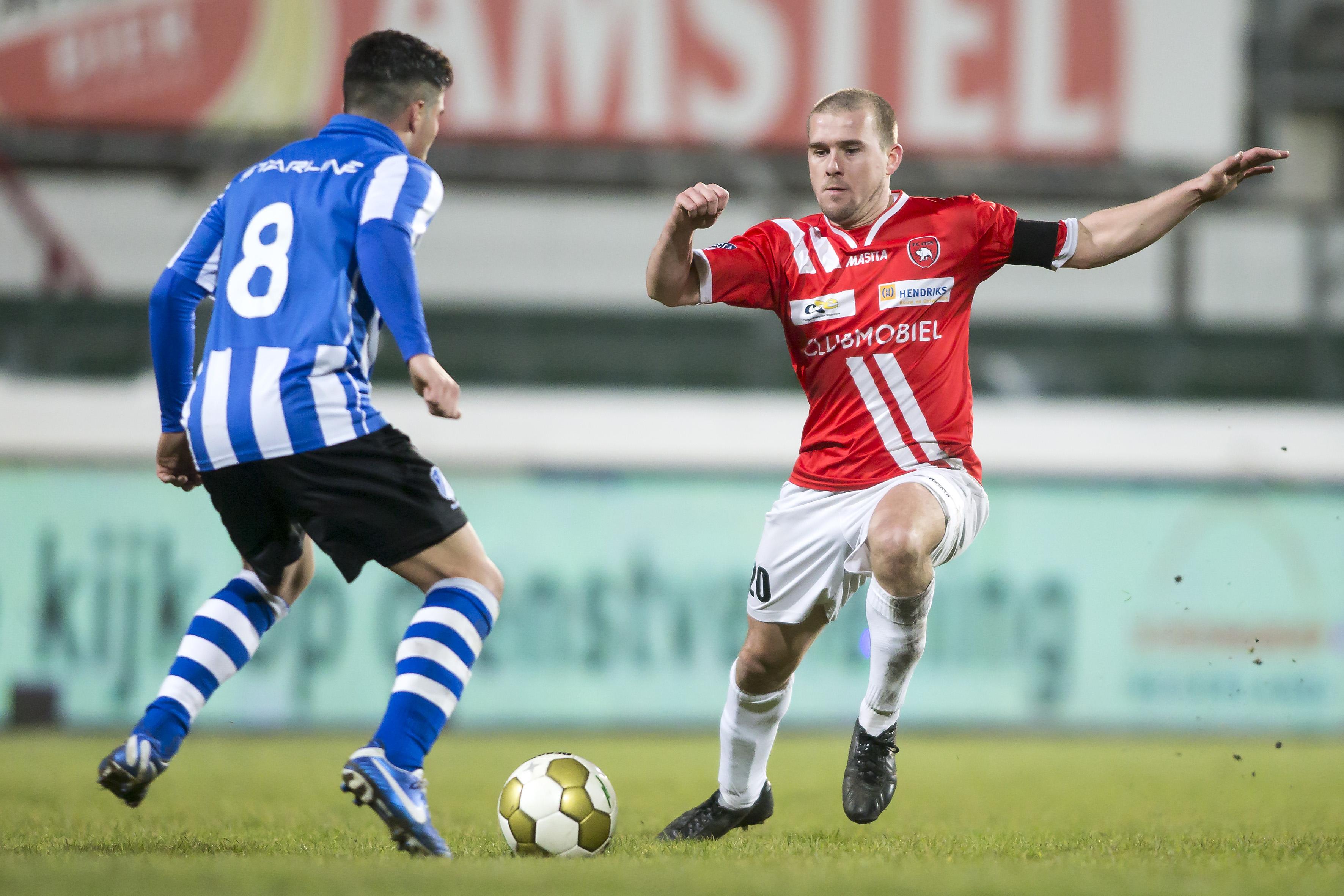 Pique en Van den Ouweland langer bij FC Oss