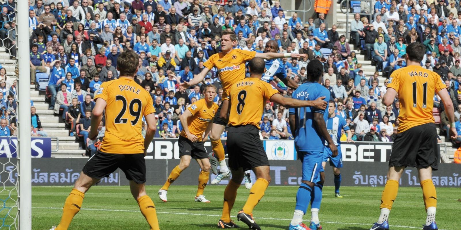 Afbeelding: Wolverhampton degradeert naar League One