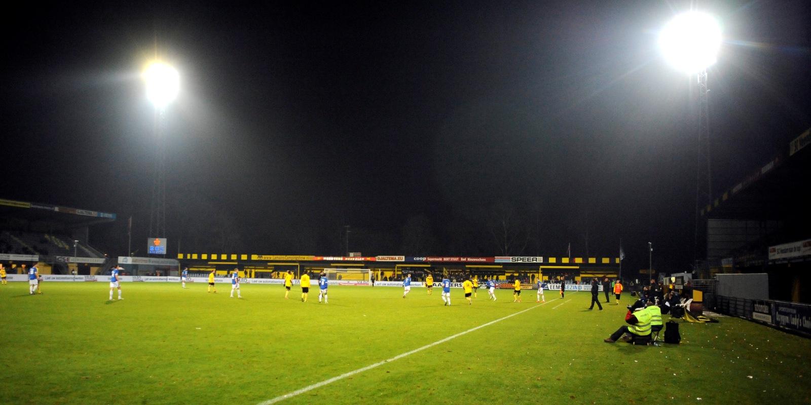 KNVB sluit doorstart SC Veendam definitief uit