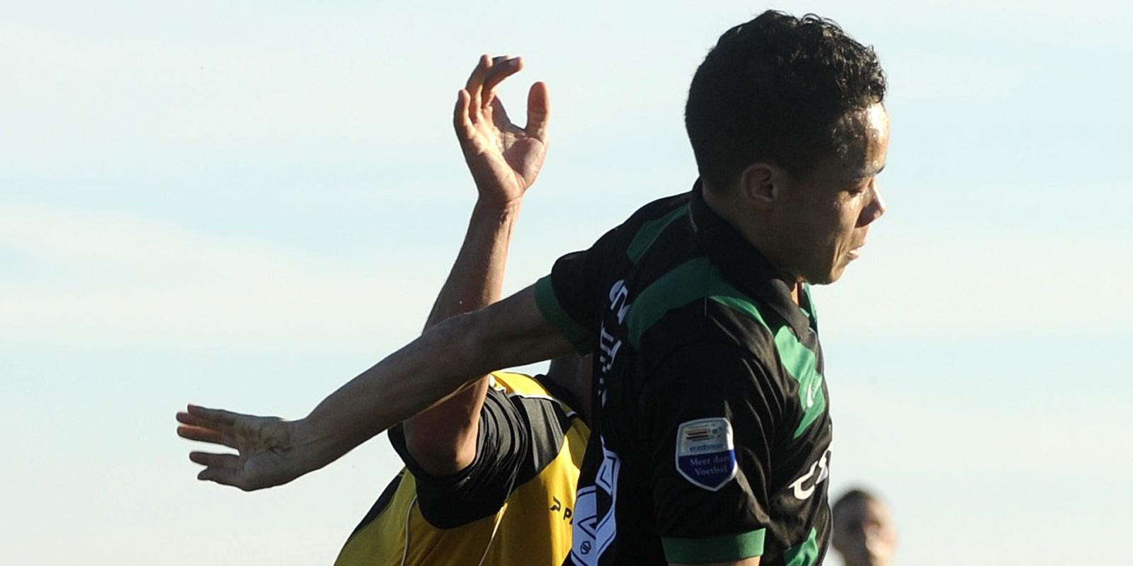 Groningen-aanvaller komt knieoperatie goed door