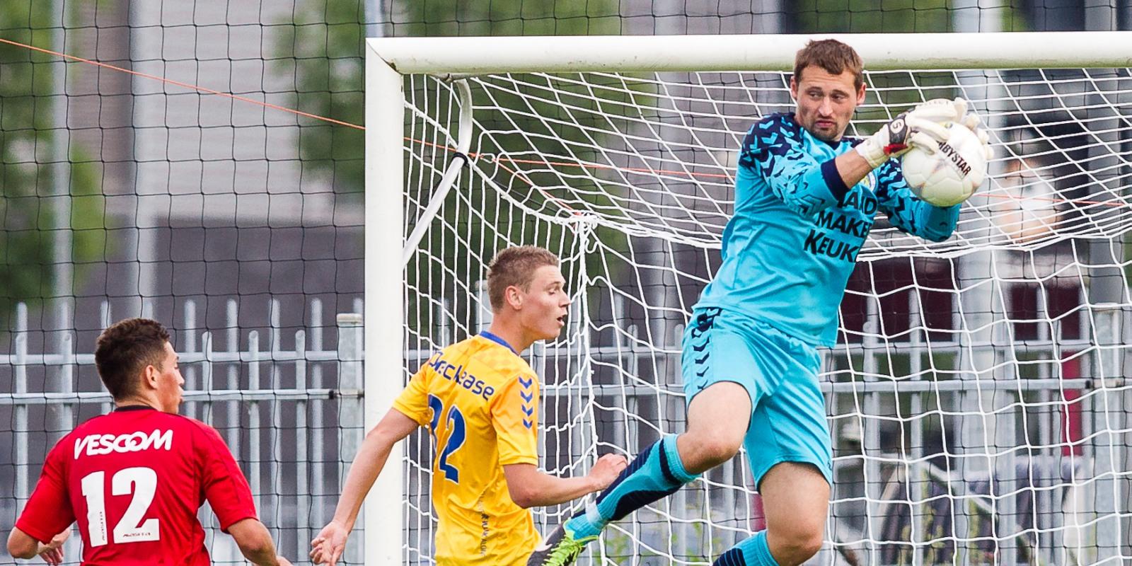 'RKC Waalwijk wil goalie Seda een jaar huren'