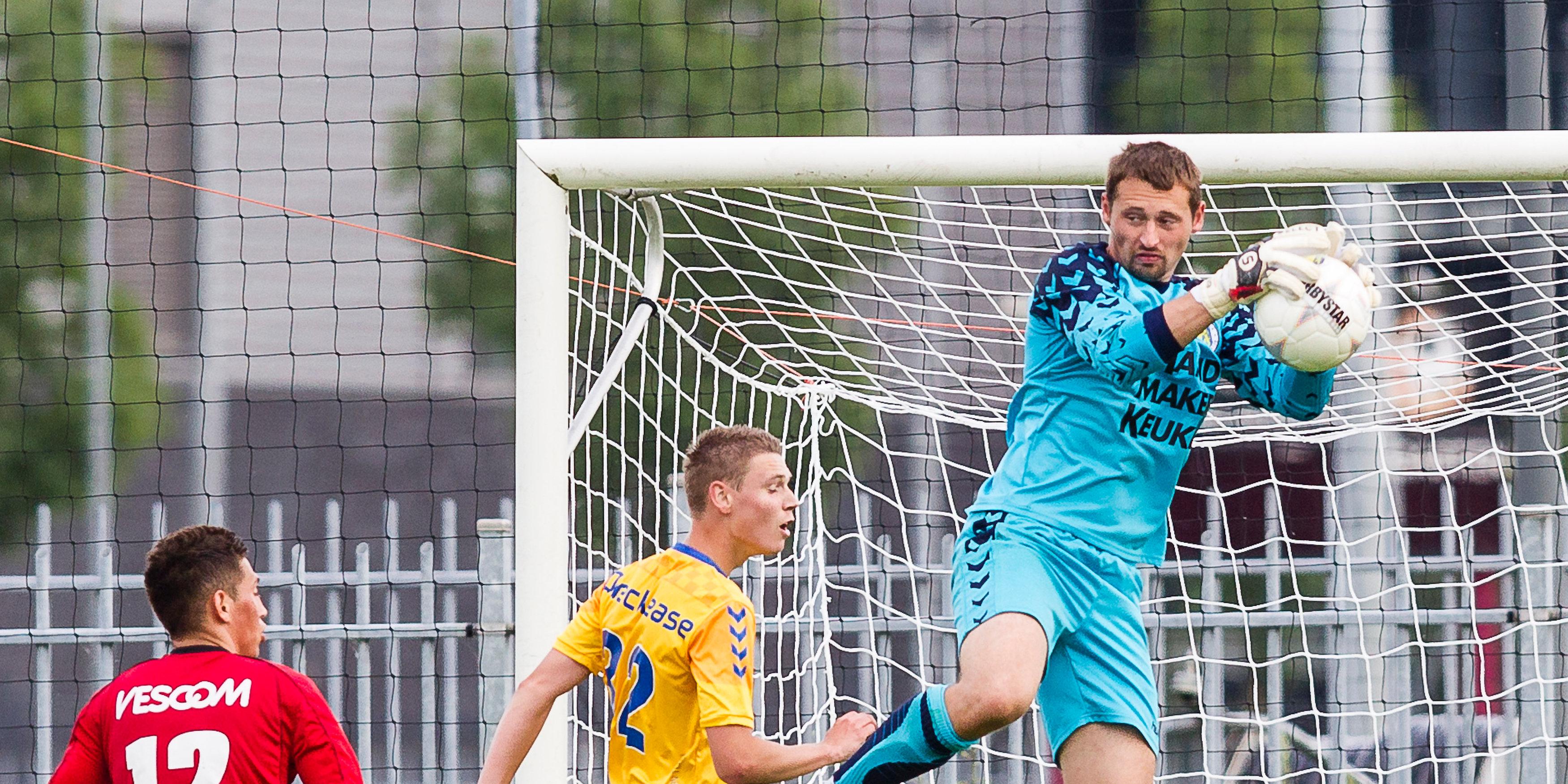 'RKC vindt Tsjechische opvolger van goalie Zoet'