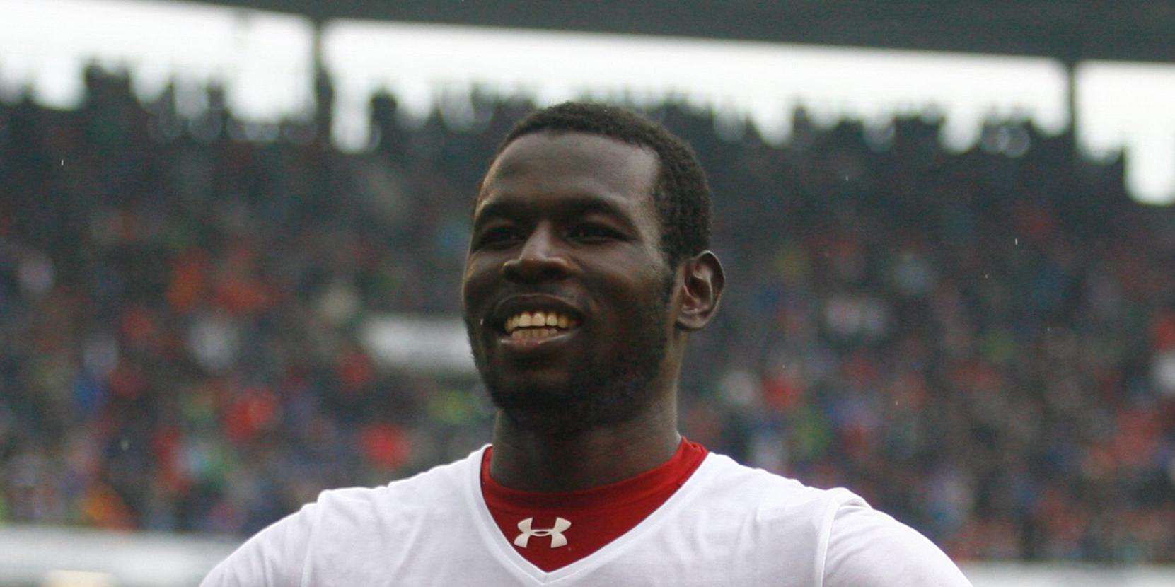 Hannover rekent op goals Diouf: Geld niet nodig