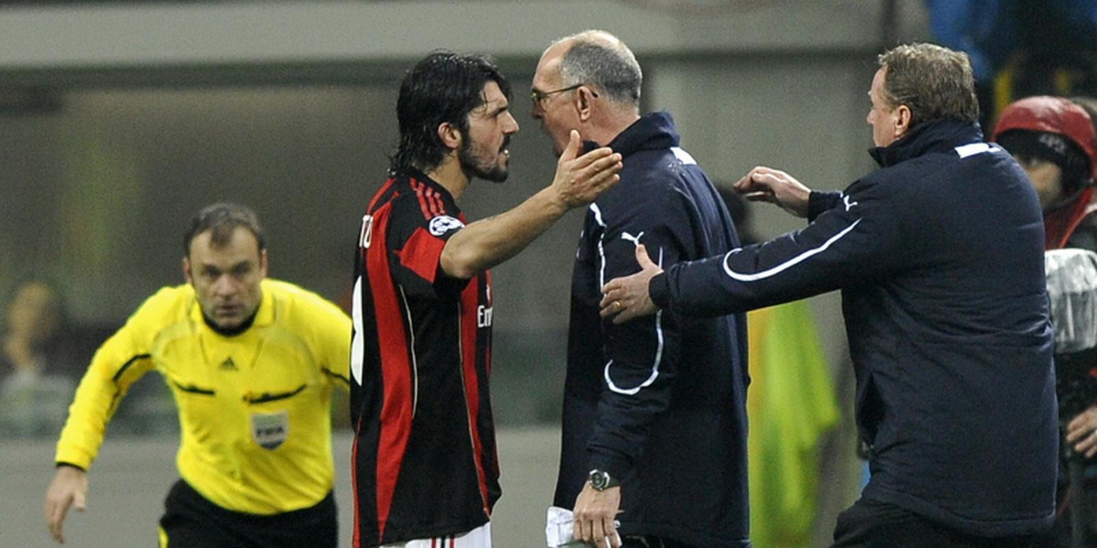 Gattuso blijft ook als Palermo-trainer heethoofd