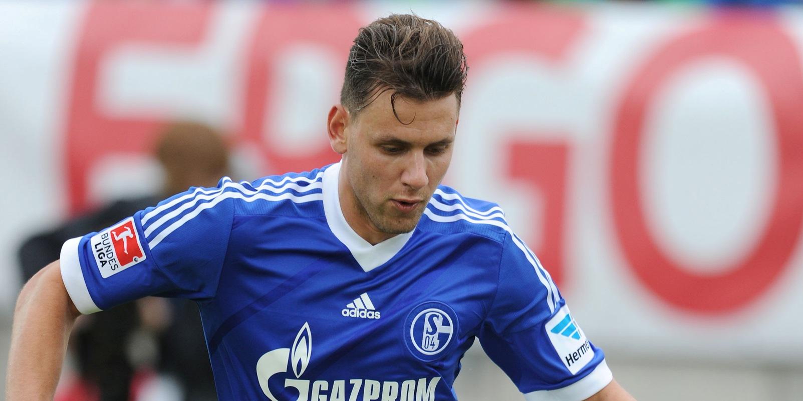 Schalke-spits Szalai: Ga Huntelaar trots maken