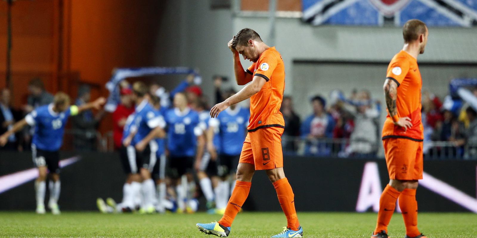 Dit Oranje op WK niet verder dan tweede ronde