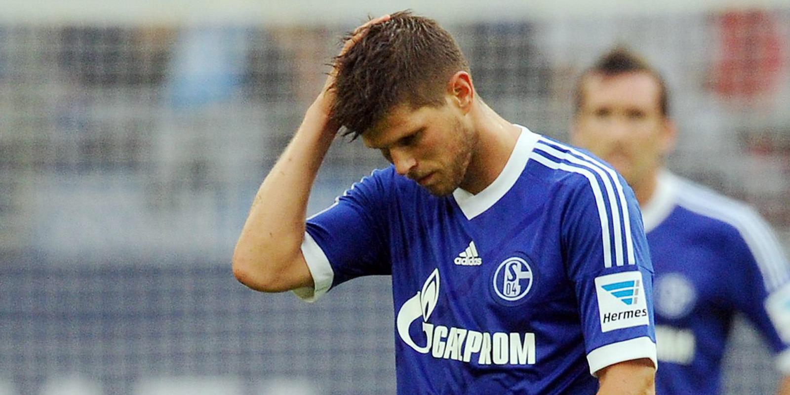 Schalke mist sterspelers in DFB Pokal