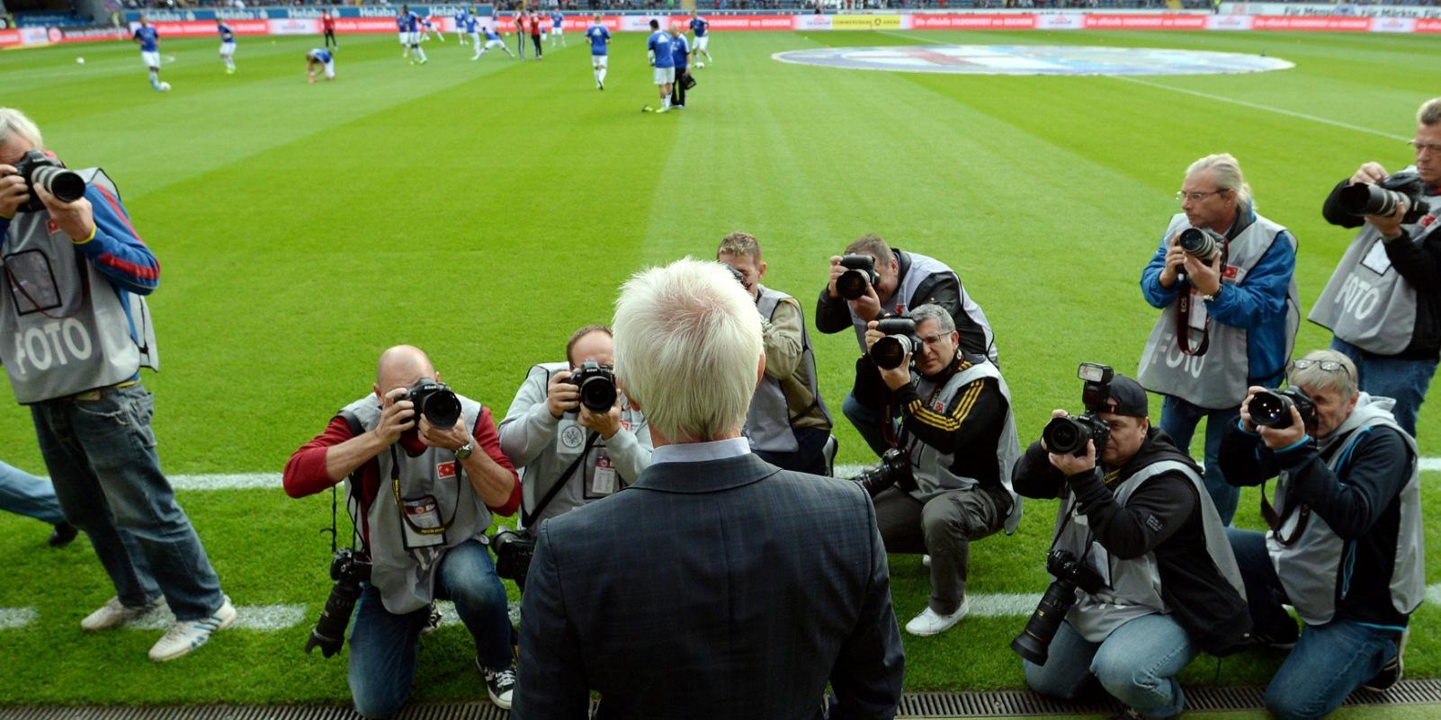 Van Marwijk ziet wél toekomst in 'verbannen vier'