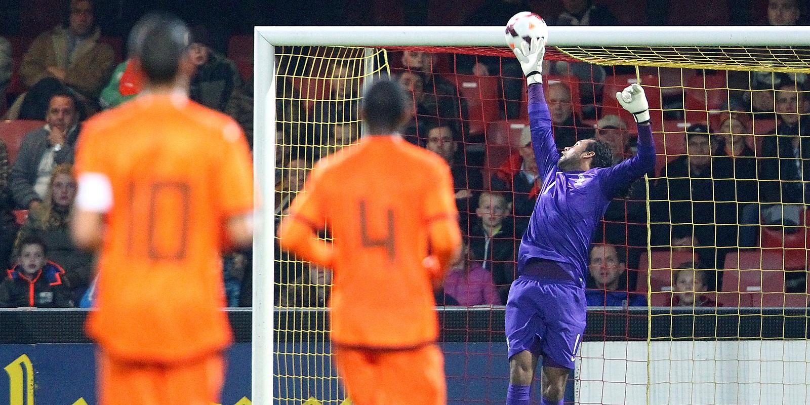 Afbeelding: Jong Oranje hard onderuit tegen Oostenrijkers