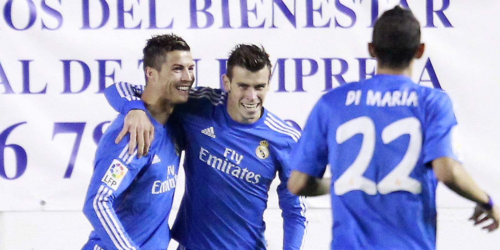 Bale: Ronaldo moet de Gouden Bal winnen