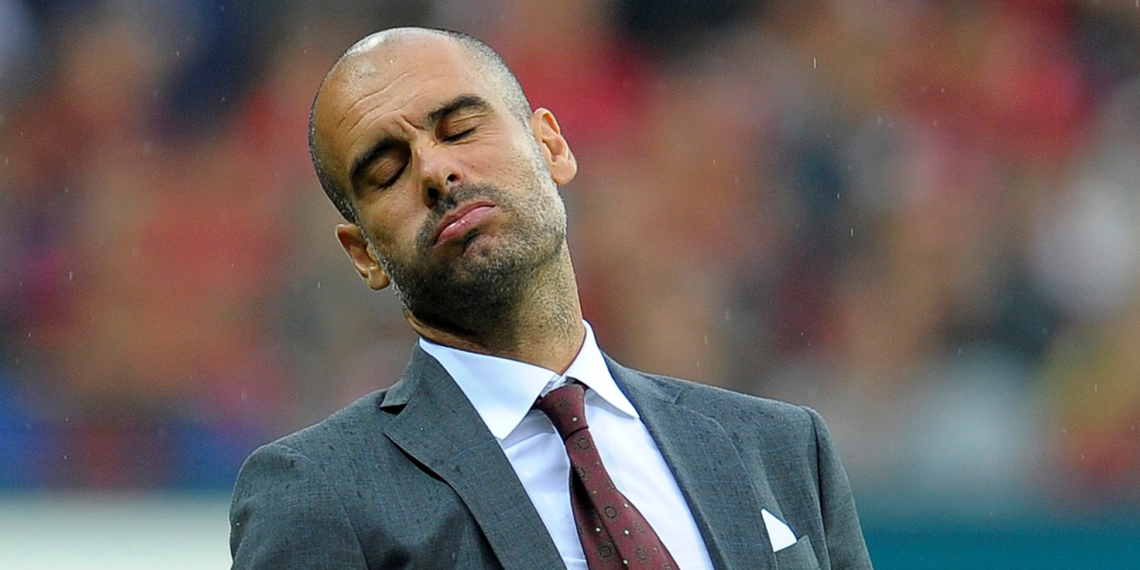 Guardiola: Van Gaal is een absolute toptrainer