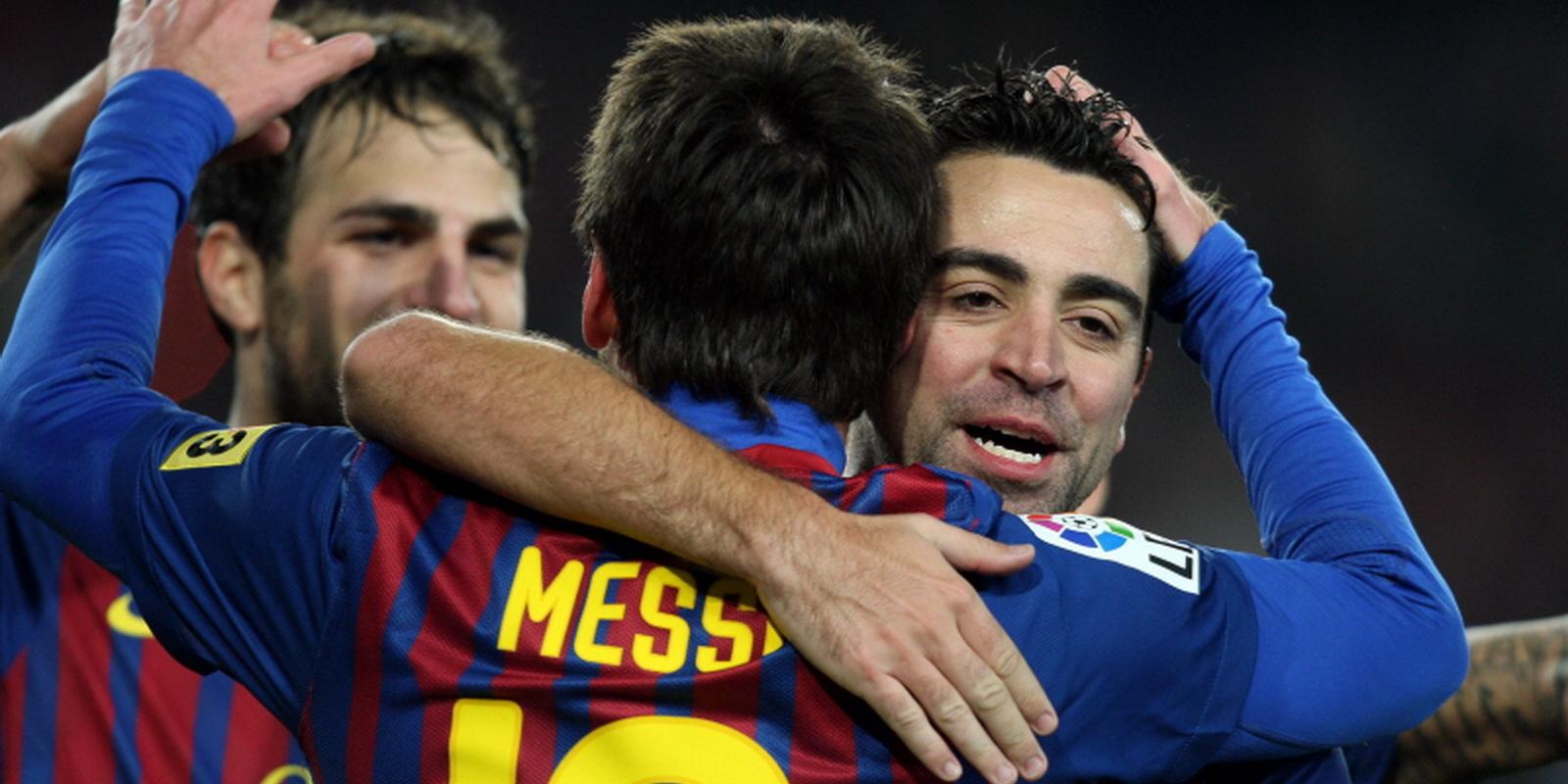 Afbeelding: Barça kleine week zonder geblesseerde Xavi
