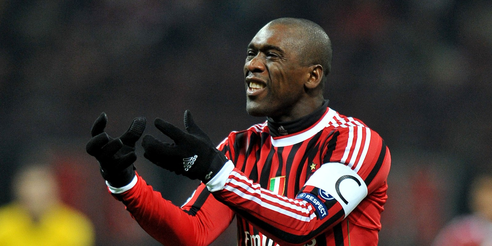 VI: Seedorf definitief nieuwe trainer AC Milan