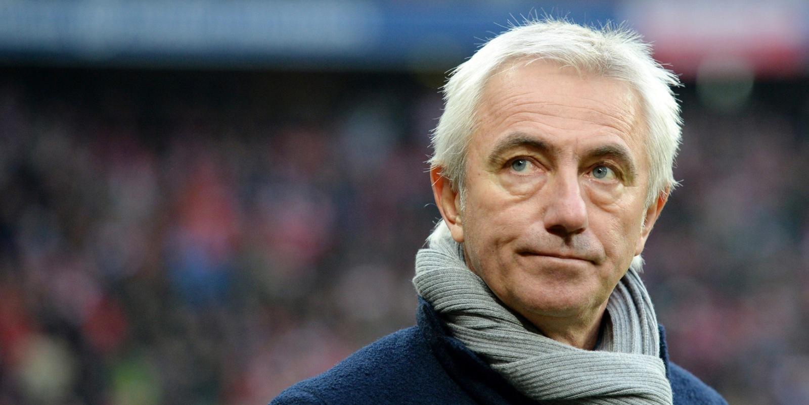 Van Marwijk schrapt training na nieuwe blessure