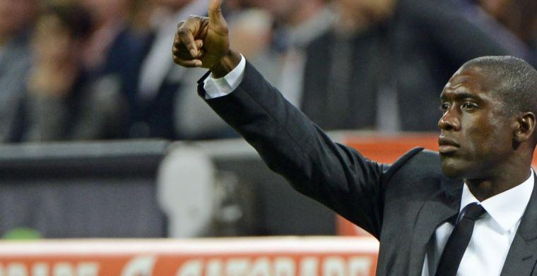 OFFICIEEL: Seedorf op straat gezet: bekende Europese trainer vervangt hem