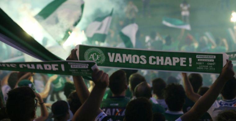 Wens Nacional gaat in vervulling: Chapecoense wint officieel Copa Sudamericana